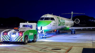 EC-MOX - Bombardier CRJ-1000 - Binter Canarias