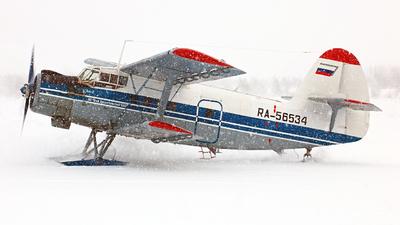 RA-56534 - Antonov An-2R - Arkhangelsk Second Aviation Enterprise