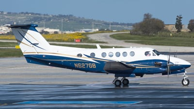 N627GB - Beechcraft B300 King Air - Private