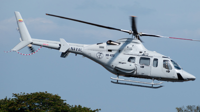 HN-409 - Bell 430 - Ecuador - Navy