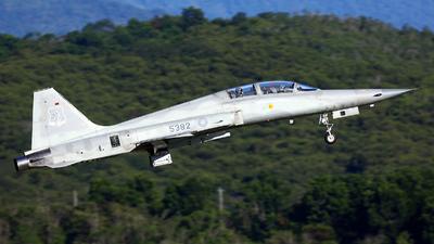 5382 - Northrop F-5F Tiger II - Taiwan - Air Force
