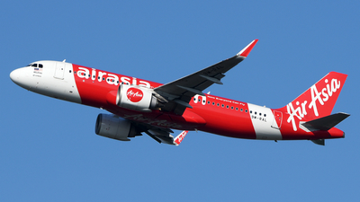 A picture of 9MRAL - Airbus A320251N - AirAsia - © Vicknesh PS
