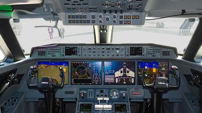 N650GA - Gulfstream G650ER - Gulfstream Aerospace