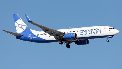 EW-526PA - Boeing 737-86N - Belavia Belarusian Airlines