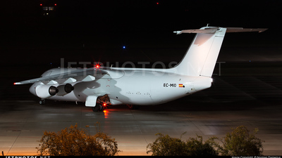 EC-MID - British Aerospace BAe 146-300(QT) - TNT Airways (Pan Air Líneas Aéreas)