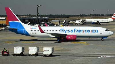 ZS-SJS - Boeing 737-844 - Safair
