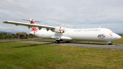 A picture of VHFVX - ATR 72500 - Virgin Australia - © Sandra
