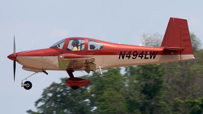A picture of N494LW - Van's RV10 - [40667] - © Jeremy D. Dando