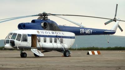 ER-MGY - Mil Mi-8PS Hip - Moldavia - Government