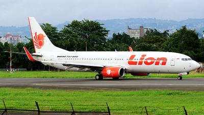A picture of PKLQZ - Boeing 7378GP - Lion Air - © ARafiNA