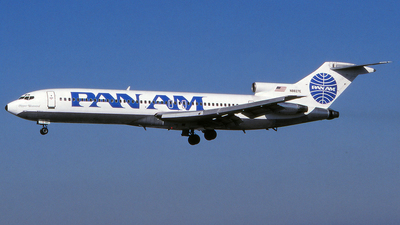 N8827E - Boeing 727-225 - Pan Am