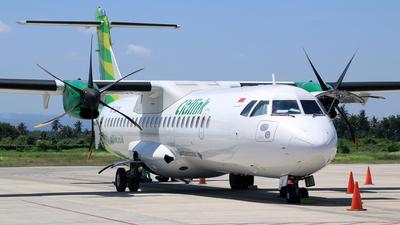 PK-GJV - ATR 72-212A(600) - Citilink