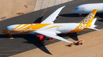 9V-OFM - Boeing 787-8 Dreamliner - Scoot