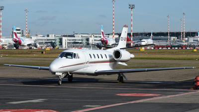 A picture of CSDXR - Cessna 560XLS Citation Excel - NetJets - © Bjoern Huke