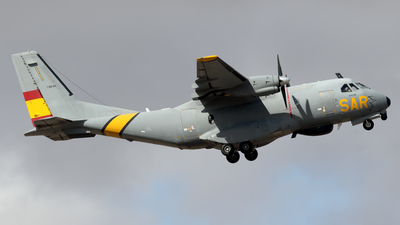 D.4-02 - CASA CN-235 VIGMA - Spain - Air Force