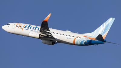 A6-FEI - Boeing 737-8KN - flydubai