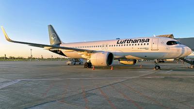 D-AINY - Airbus A320-271N - Lufthansa