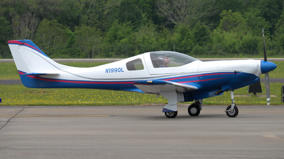 N1990L - Lancair 320 - Private