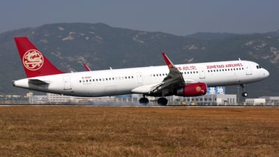 B-8587 - Airbus A321-231 - Juneyao Airlines