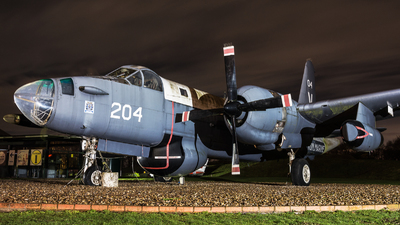 204 - Lockheed SP-2H Neptune - Netherlands - Navy