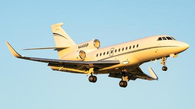 N440GP - Dassault Falcon 900EX - Private