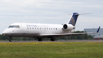 N934SW - Bombardier CRJ-200ER - United Express (SkyWest Airlines)