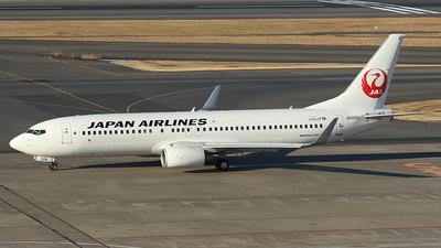 JA328J - Boeing 737-846 - Japan Airlines (JAL)