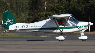 A picture of GCDYO - Ikarus C42 FB80 - [06046810] - © Dave Potter