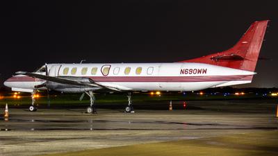 N690WW - Fairchild SA227-AC Metro III - Private