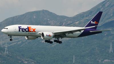 N892FD - Boeing 777-FS2 - FedEx