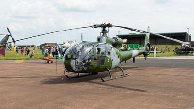 XZ334 - Westland Gazelle AH.1 - United Kingdom - Army Air Corps