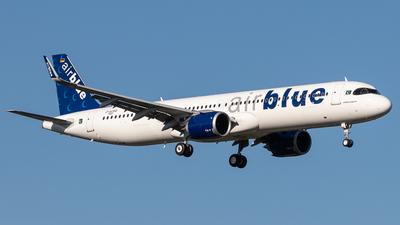 D-AZAQ - Airbus A321-251NX - AirBlue