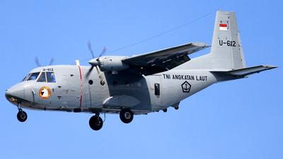 U-612 - CASA C-212-100 Aviocar - Indonesia - Navy