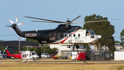 C-FIRX - Sikorsky S-61N - Coulson Aircrane