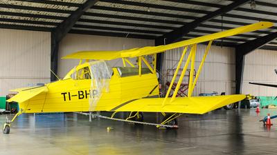 TI-BHP - Grumman G-164 Ag-Cat - Aviación Agrícola Grupo Colono Agropecuario