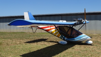 I-3677 - Euroala Jet Fox 91 - Ultralight Aviation