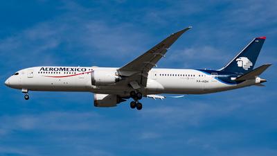 XA-ADH - Boeing 787-9 Dreamliner - Aeroméxico
