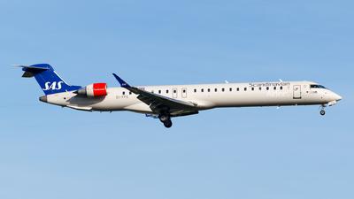 EI-FPE - Bombardier CRJ-900LR - Scandinavian Airlines (Cityjet)