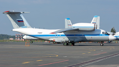 RA-74047 - Antonov An-74 - Measuring Systems Research Institute after Sedakov - NIIIS
