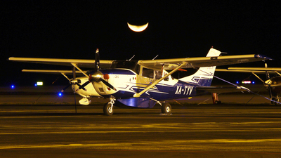 XA-TYV - Cessna T206H Turbo Stationair - Private
