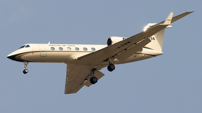 J-756 - Gulfstream G450 - Pakistan - Air Force