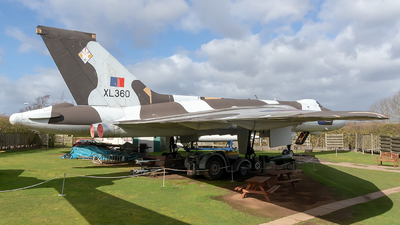 XL360 - Avro 698 Vulcan B.2 - United Kingdom - Royal Air Force (RAF)