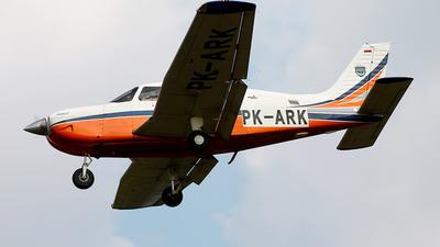 PK-ARK - Piper PA-28-181 Archer TX - Sekolah Tinggi Penerbangan Indonesia