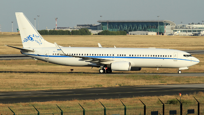 VP-CSK - Boeing 737-8GQ(BBJ2) - Private