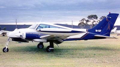 VH-CAP - Cessna 310J - Private