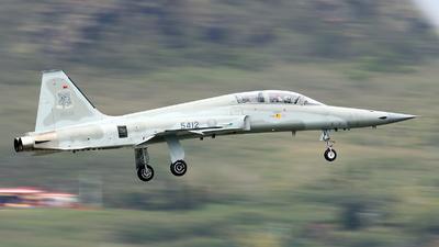 5412 - Northrop F-5F Tiger II - Taiwan - Air Force