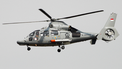HS-4204 - Eurocopter AS-565MBe Panther  - Indonesia - Navy