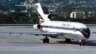 N504DA - Boeing 727-232(Adv) - Delta Air Lines