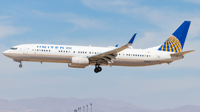 N69818 - Boeing 737-924ER - United Airlines