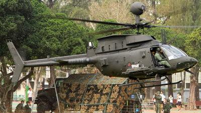 633 - Bell OH-58D Kiowa - Taiwan - Army